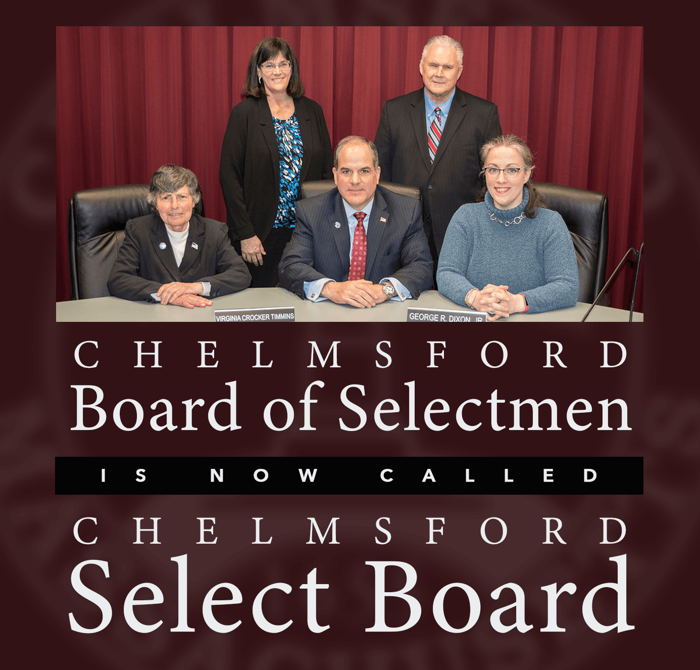 Select Board Name Change