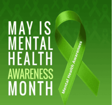 MAY-Mental Health Awareness Month-Green