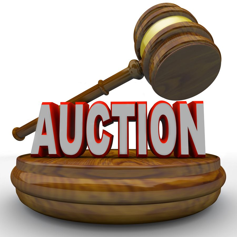 auction clip art