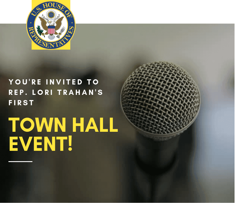 March 23 Town Hall Meeting